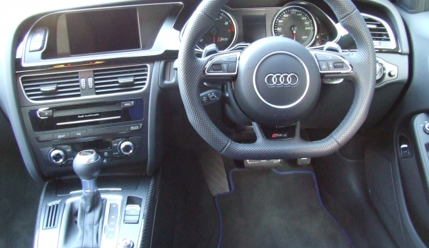Audi RS4 Avant Nogaro Limited Edition: rs12