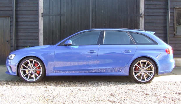 Audi RS4 Avant Nogaro Limited Edition: rs13