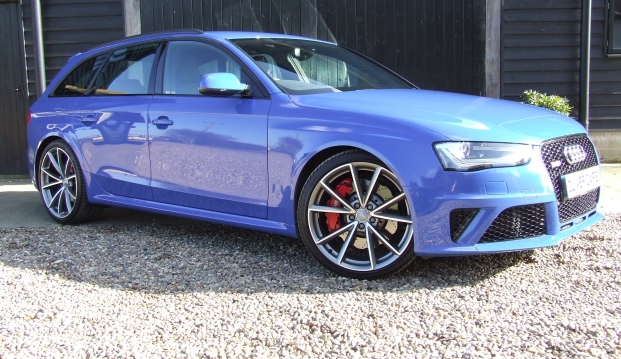 Audi RS4 Avant Nogaro Limited Edition: rs16