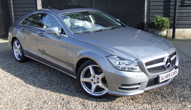Mercedes CLS 350 CDI AMG Sport Blue Efficiency 7G Tronic Plus