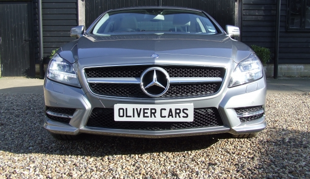 Mercedes CLS 350 CDI AMG Sport Blue Efficiency 7G Tronic Plus: cls5
