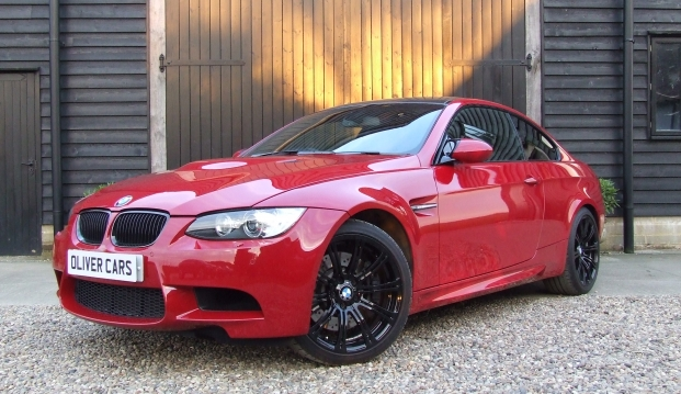 BMW M3 Limited Edition 500 DCT: m3r2
