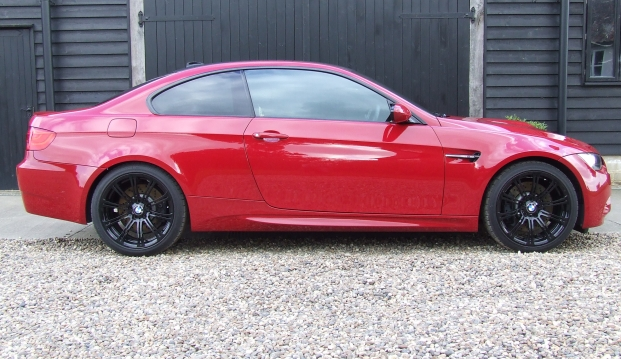 BMW M3 Limited Edition 500 DCT: m3r3