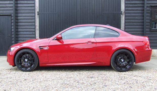 BMW M3 Limited Edition 500 DCT: m3r4
