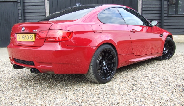 BMW M3 Limited Edition 500 DCT: m3r5