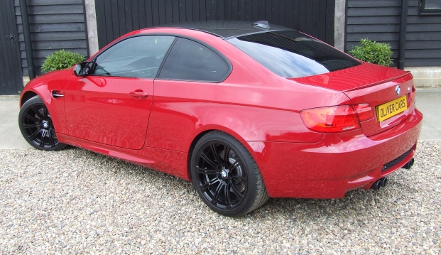 BMW M3 Limited Edition 500 DCT: m3r6