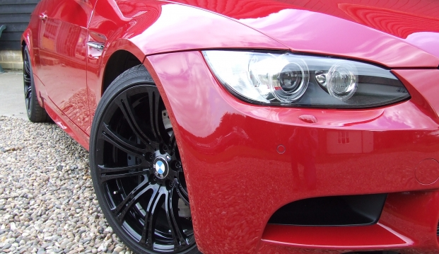 BMW M3 Limited Edition 500 DCT: m3r9