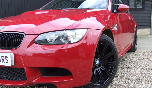 BMW M3 Limited Edition 500 DCT: m3r10
