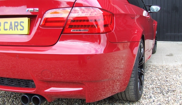 BMW M3 Limited Edition 500 DCT: m3r16