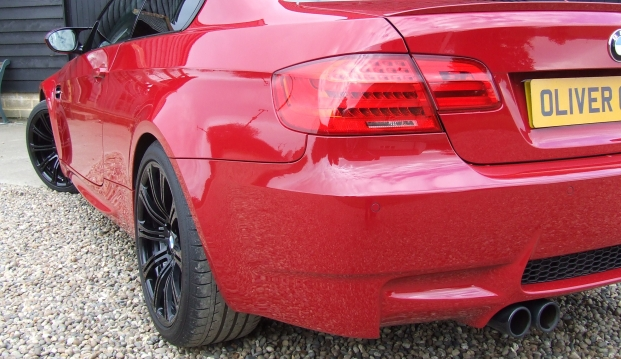 BMW M3 Limited Edition 500 DCT: m3r17