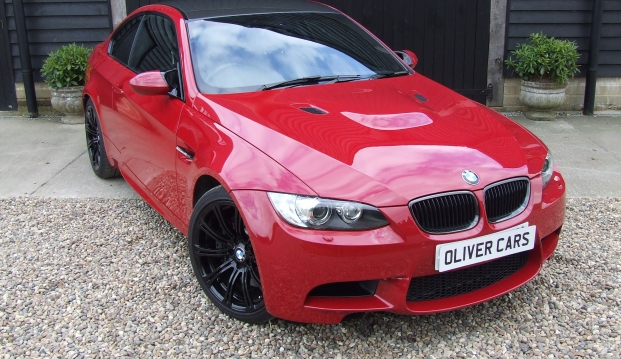 BMW M3 Limited Edition 500 DCT: m3r18
