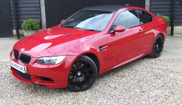 BMW M3 Limited Edition 500 DCT: m3r19