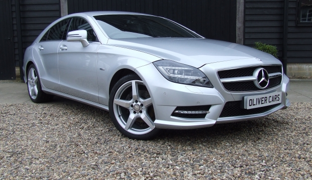 Mercedes CLS 350 CDI AMG Sport Blue Efficiency Sport 7G Tronic Plus: 3501
