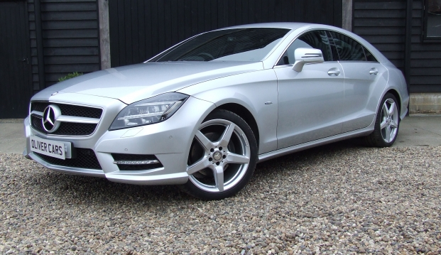 Mercedes CLS 350 CDI AMG Sport Blue Efficiency Sport 7G Tronic Plus: 3502