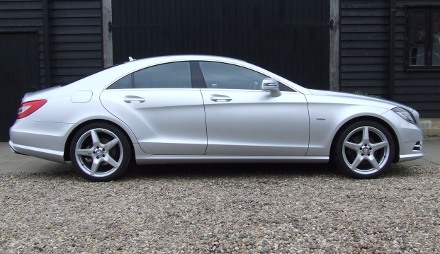 Mercedes CLS 350 CDI AMG Sport Blue Efficiency Sport 7G Tronic Plus: 3503