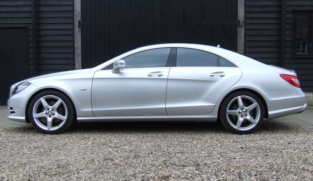 Mercedes CLS 350 CDI AMG Sport Blue Efficiency Sport 7G Tronic Plus: 3504