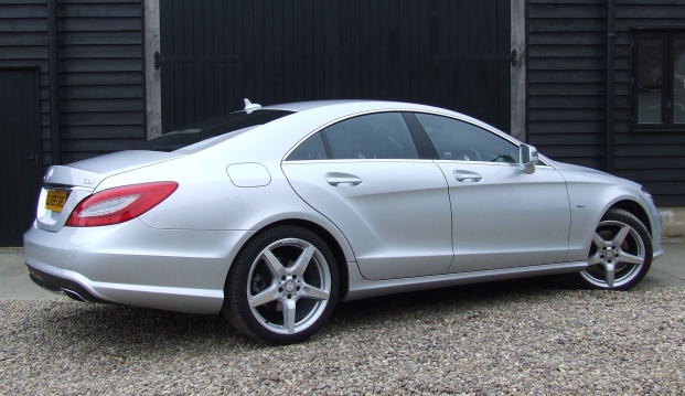 Mercedes CLS 350 CDI AMG Sport Blue Efficiency Sport 7G Tronic Plus: 3505