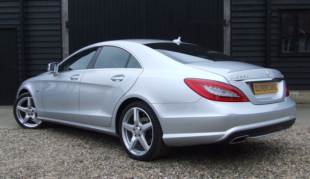 Mercedes CLS 350 CDI AMG Sport Blue Efficiency Sport 7G Tronic Plus: 3506