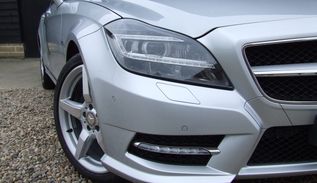 Mercedes CLS 350 CDI AMG Sport Blue Efficiency Sport 7G Tronic Plus: 3507