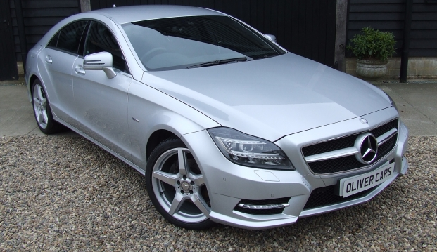 Mercedes CLS 350 CDI AMG Sport Blue Efficiency Sport 7G Tronic Plus: 35016