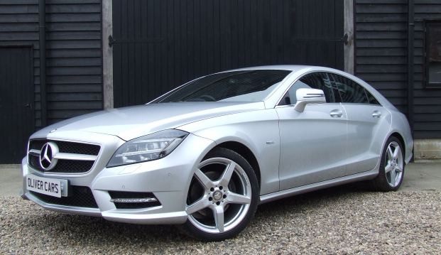 Mercedes CLS 350 CDI AMG Sport Blue Efficiency Sport 7G Tronic Plus: 35017