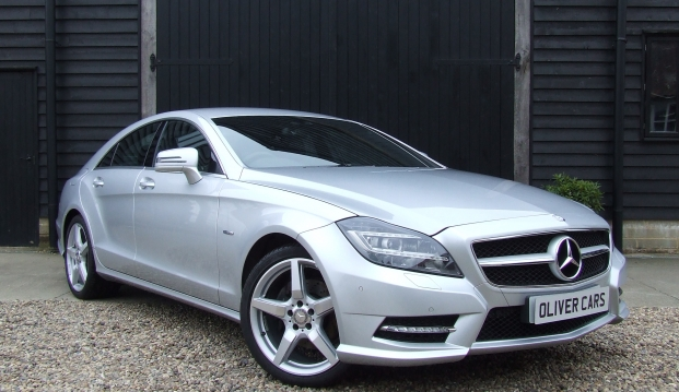 Mercedes CLS 350 CDI AMG Sport Blue Efficiency Sport 7G Tronic Plus: 35018