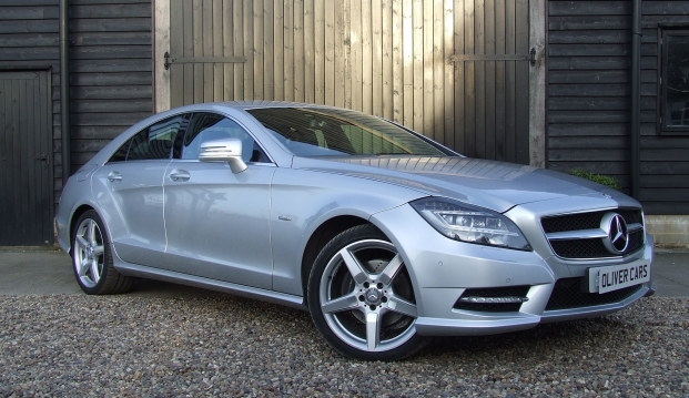 Mercedes CLS 350 CDI AMG Sport Blue Efficiency Sport 7G Tronic Plus