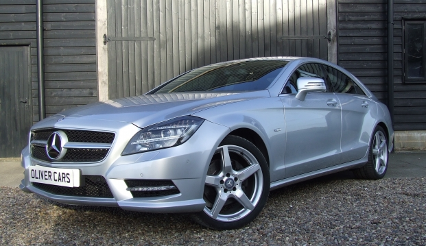 Mercedes CLS 350 CDI AMG Sport Blue Efficiency Sport 7G Tronic Plus: cls2