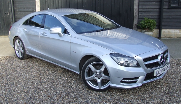 Mercedes CLS 350 CDI AMG Sport Blue Efficiency Sport 7G Tronic Plus: cls4