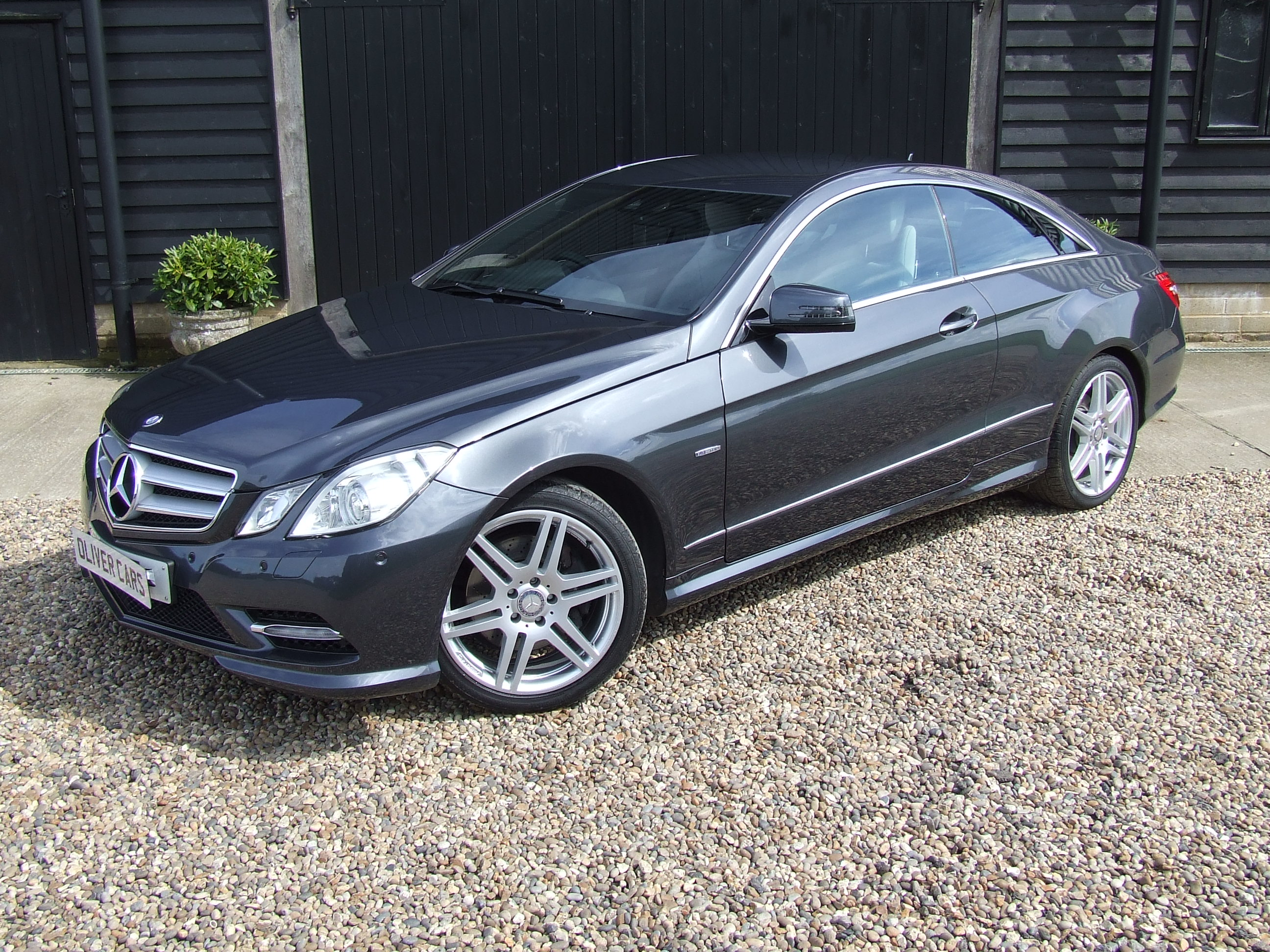 Mercedes E350 Cdi Blue Efficiency Sport 7g Tronic Coupe
