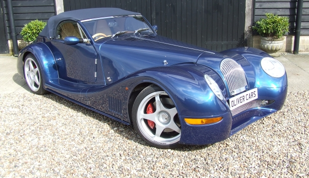 Morgan Aero Eight MK1 4.4 V8: ero1