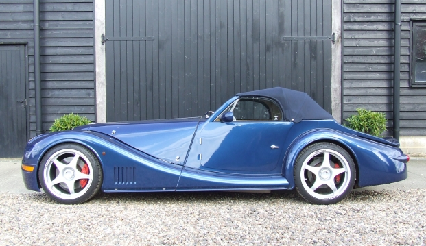Morgan Aero Eight MK1 4.4 V8: ero3