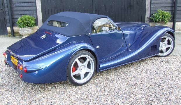 Morgan Aero Eight MK1 4.4 V8: ero4