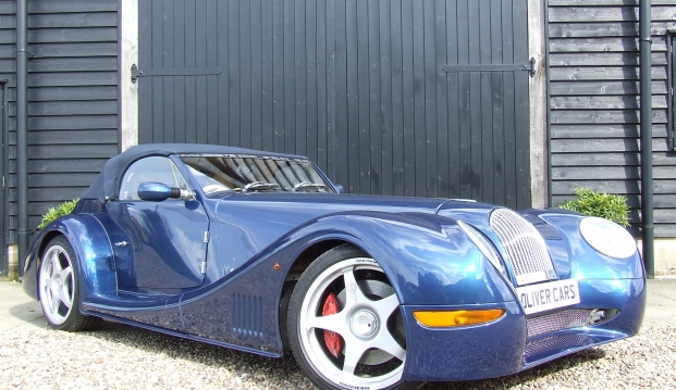 Morgan Aero Eight MK1 4.4 V8: aero17