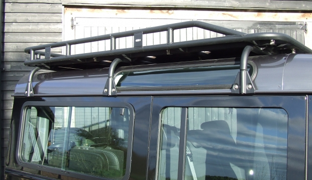 Land Rover 110 Defender XS 2.2 D Station Wagon With Roof Rack: df7