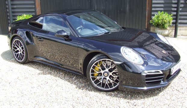 Porsche 911 (991) Turbo S PDK 3.8