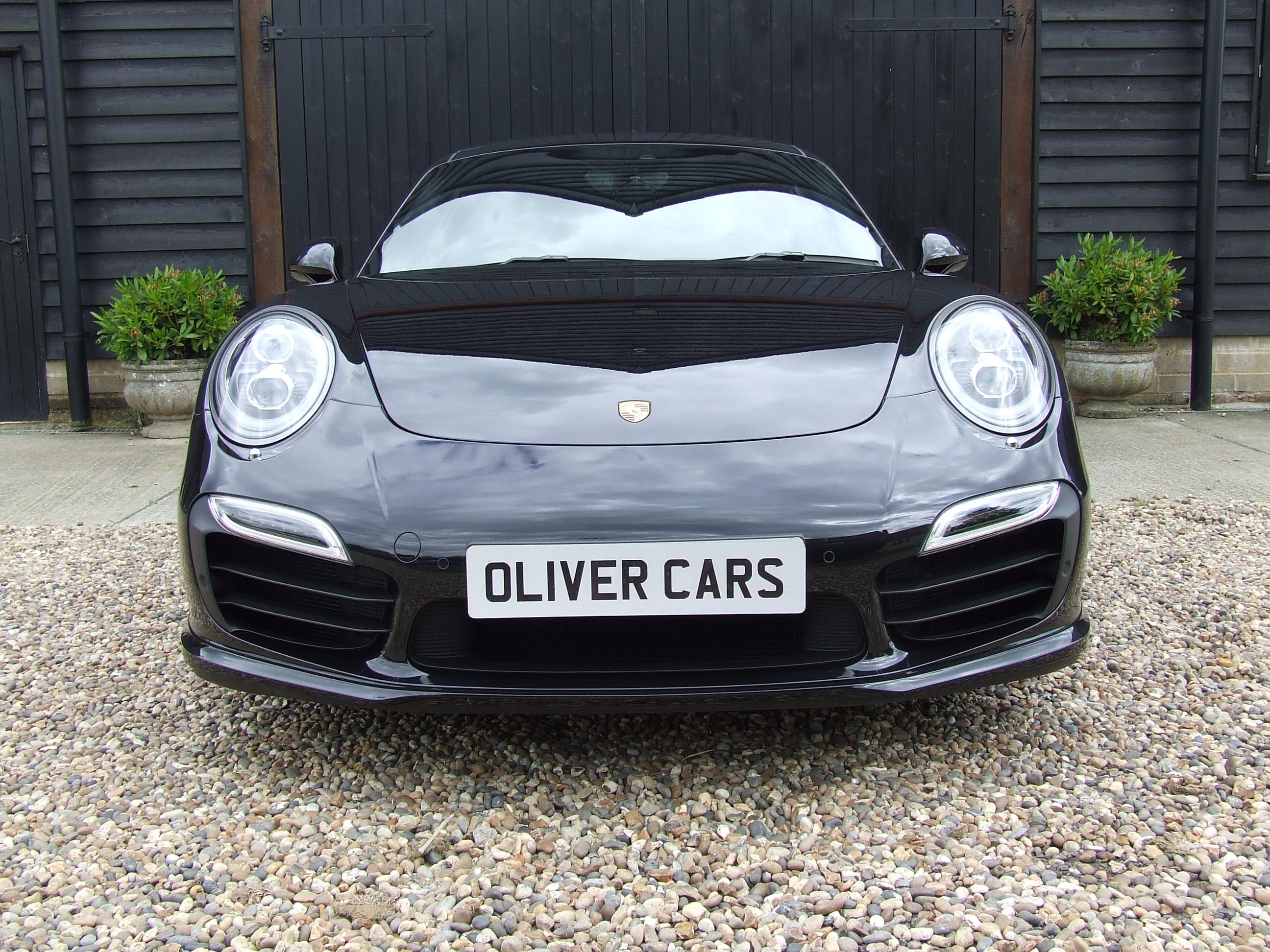 Porsche 911 991 Turbo S Pdk 3 8 Oliver Cars Ltd