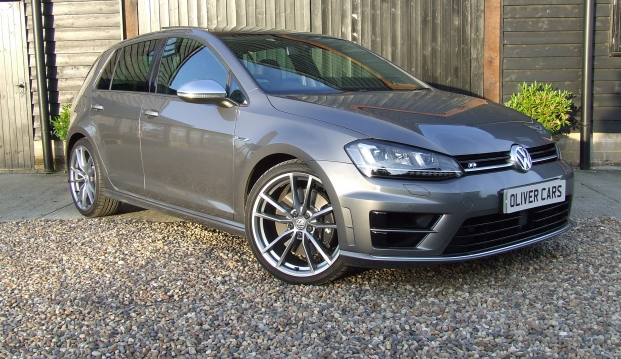 Volkswagen Golf 2.0 TSI R Bluemotion Tech DSG