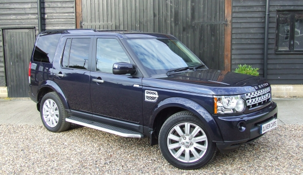 Land Rover Discovery 4 XS SDV6