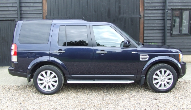 Land Rover Discovery 4 XS SDV6: fob3