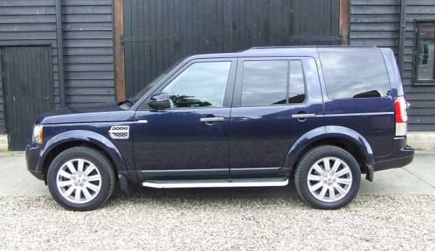 Land Rover Discovery 4 XS SDV6: fob4