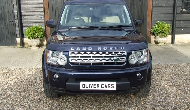 Land Rover Discovery 4 XS SDV6: fob7