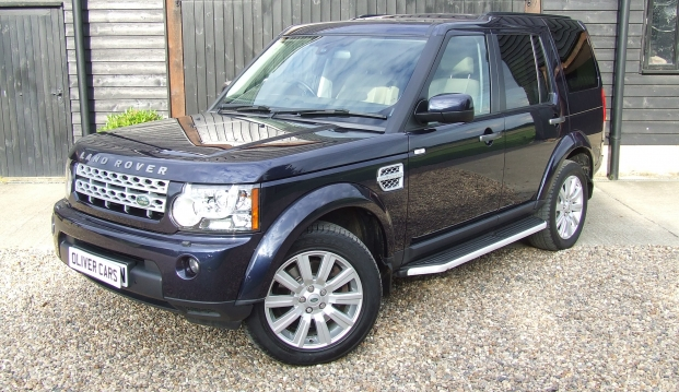 Land Rover Discovery 4 XS SDV6: fob14