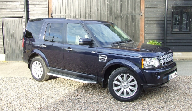 Land Rover Discovery 4 XS SDV6: fob16