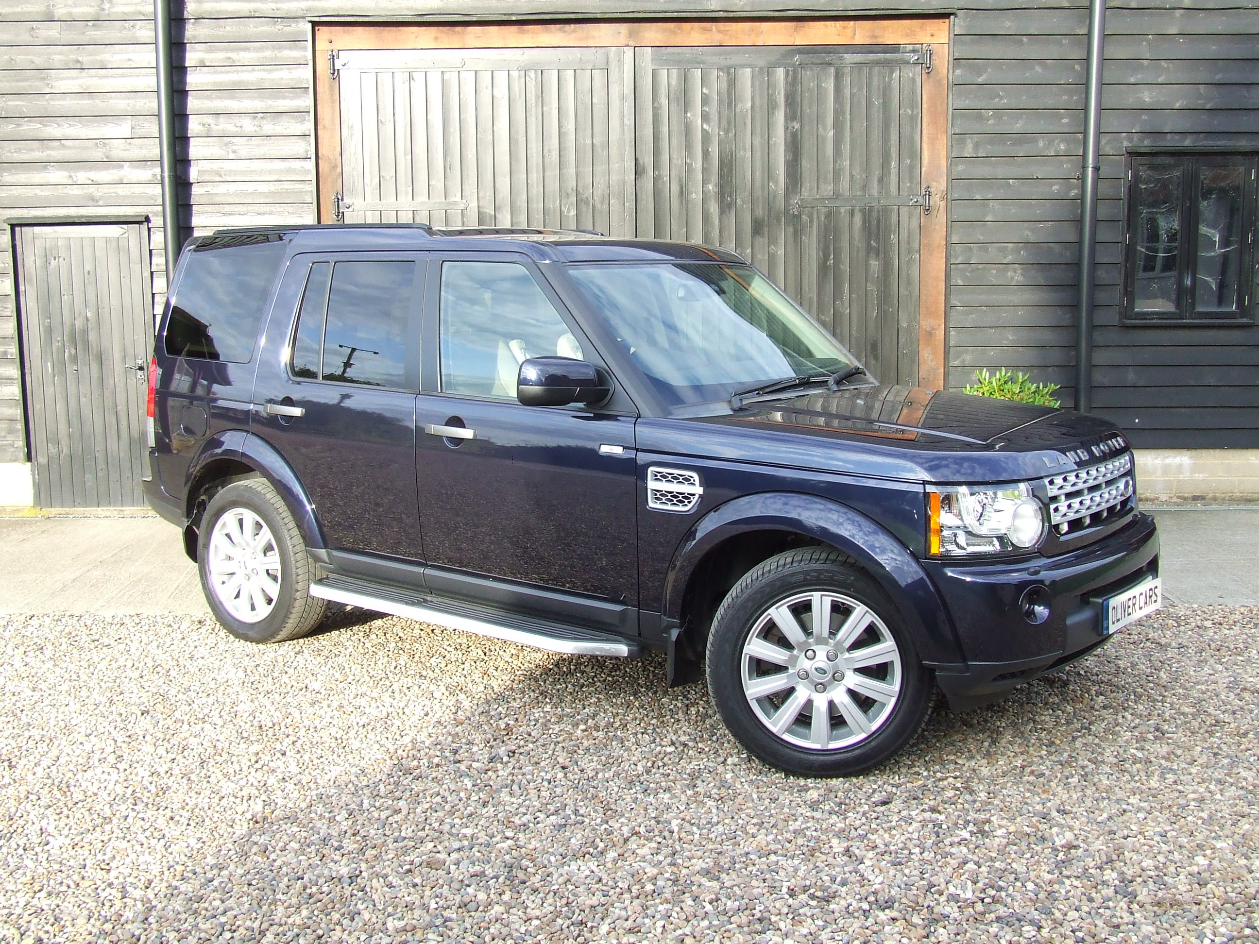 Land Rover Discovery 4 Xs Sdv6 Oliver Cars Ltd