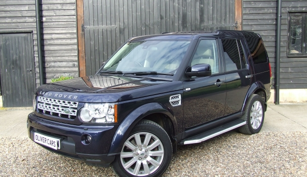 Land Rover Discovery 4 XS SDV6: fb17