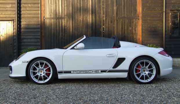 Porsche Boxster Spyder 987 Gen Two Oliver Cars Ltd