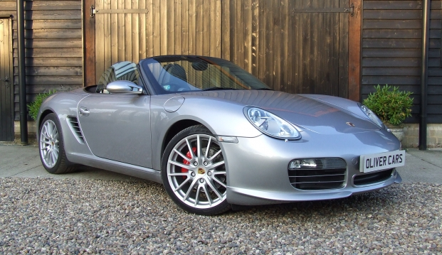 Porsche Boxster S RS60 Limited Edition Spyder