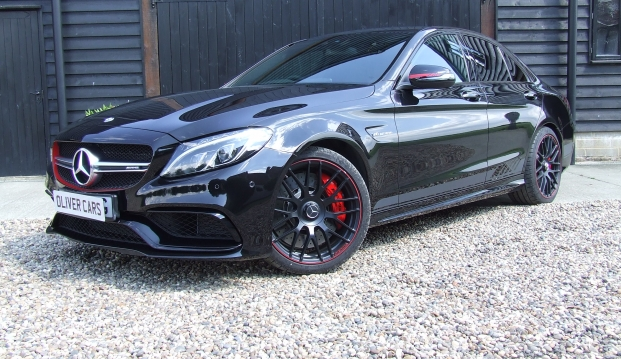 Mercedes C63 Edition One S: ed2