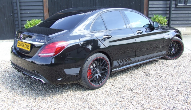 Mercedes C63 Edition One S: ed3